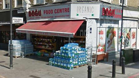 The venue was formerly Dogu Food Centre. Picture: Google