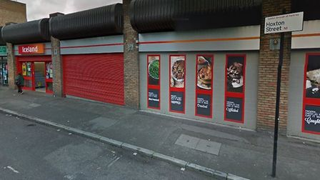 Iceland in Hoxton Street might not be around too much longer. Picture: Google Maps