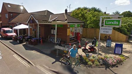 Barbrooks Store in Reydon, near Southwold. Picture: Google