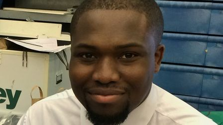 Alex Kuye has stepped down as a councillor. Picture: Hackney Labour