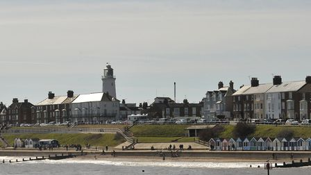 Southwold has a high proportion of second homes and holiday lets. Picture: SARAH LUCY BROWN