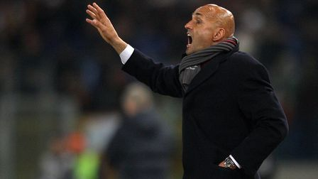 Inter Milan manager Luciano Spalletti (pic: Nick Potts/PA Images).
