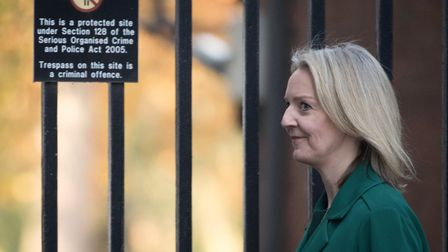 Chief secretary to the Treasury Liz Truss has not denied claims about her gossiping in earshot of di