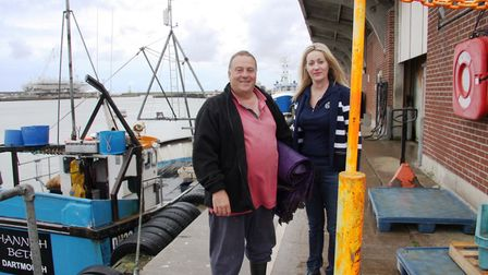 Mr Lines and Mrs Mummery have been campaigning for departure from the Common Fisheries Policy (CFP).