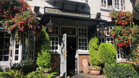 The Red Lion and Sun, Highgate. Picture: Great British Pub Awards