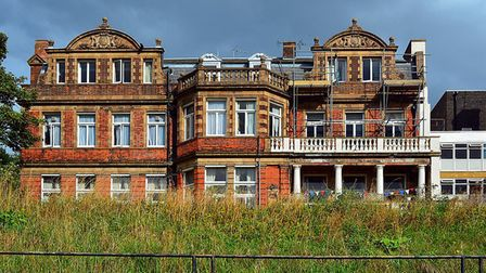 Branch Hill House in Hampstead. Picture: George Rex (CC by SA 2.0)