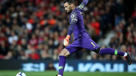 Tottenham Hotspur goalkeeper Hugo Lloris (pic: Nick Potts/PA)