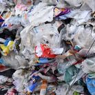 The wrong items going into recycling waste costs hundreds of thousands of pounds. Picture: SARAH LUC
