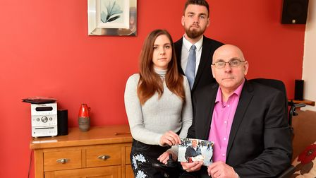 The family of Denise Davies from Lowestoft have recieved an official apology from NHS Trust four yea