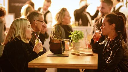 Drink Up London's annual celebration of cocktails runs between October 1 and 7. IMAGE: ADDIE CHINN