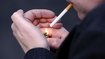 Study shows a comparatively low rate of teenager smokesr in Newham. Photo: Jonathan Brady