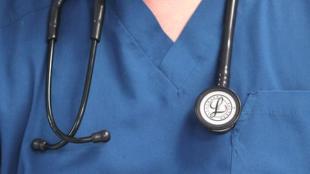 Bank nurses pay at the Royal Free will be cut over the next three years. Picture: Lynn Cameron/PA Im