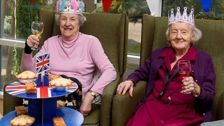 Britten Court Care Home is hosting a special open day to commemorate the Queens 92nd birthday. photo