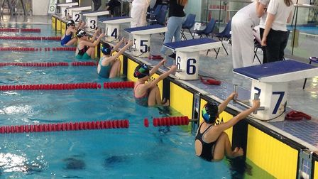 Running galas twice a year at Clissold Leisure Centre is one revenue stream for Hackney Aquatics Clu