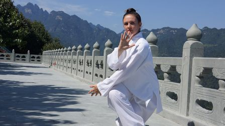 Lucia Ring-Watkins is a 16th Generation Disciple of the Wudang Xuan Wu Clan.