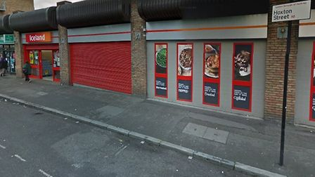 Iceland in Hoxton Street could be demolished. Picture: Google Maps