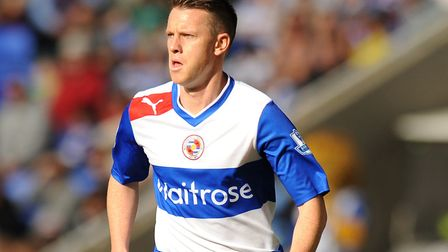 Nicky Shorey, Reading. Picture: Andrew Matthews/PA Archive