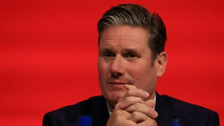 Sir Keir Starmer has said a second referendum would be better than the current Brexit deal Photo: P