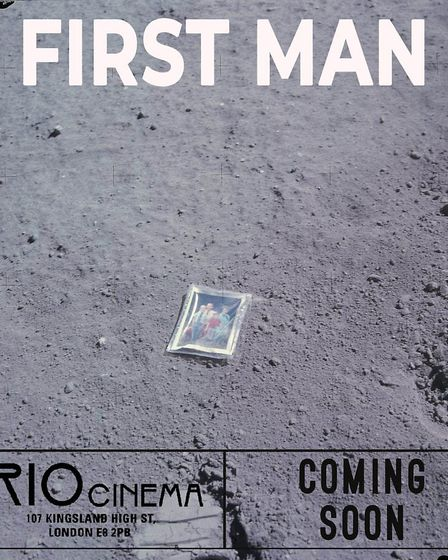 Ryan Gosling stars as Neil Armstrong in First Man, which gets underway at Rio shortly