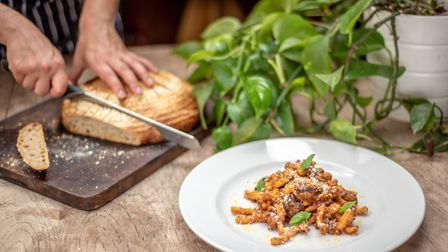 Diners can tuck into hearty Sicilian cooking that uses locally sourced ingredients. IMAGE: STRAZZANT