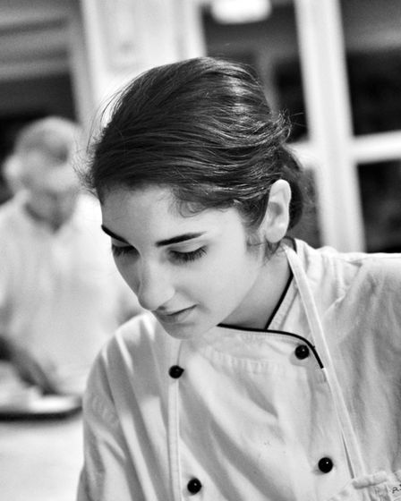 Head chef Emilia runs the Strazzanti brand with sisters Nina and Sofia. IMAGE: STRAZZANTI