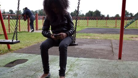 More than 700 reports were made last year of Hackney children going missing. Photo: Dan Hodges/Barna