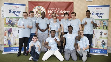 Hackney were second at this year's Super 1s finals (pic: The Lord's Taverners)