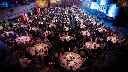 Guests at the Law Society's Excellence Awards 2918. Picture: Law Society