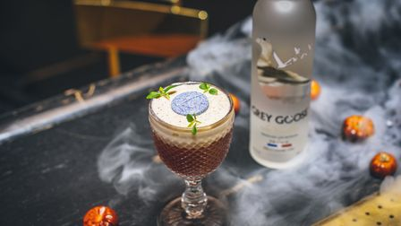 Expect Grey Goose cocktails from Oriole at their La Maison Gothique bash