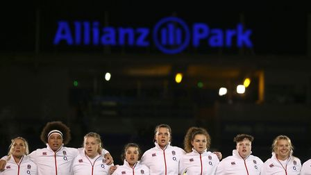 England Women will be back at Allianz Park on November 9 (pic: Paul Harding/PA)