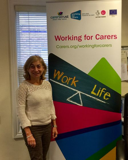 The scheme helps unpaid carers across eight London boroughs take the first steps back to work, which
