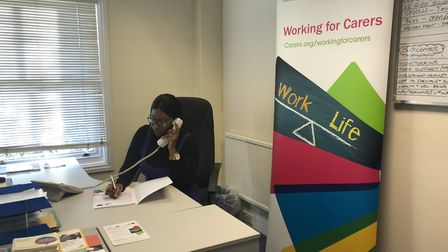 The Working for Carers service can give you advice on writing your CV and help you to build your con