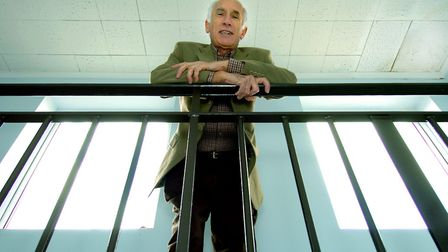 Terry Moore, a former Lowestoft teacher and coach has died aged 80. Picture: Archant.