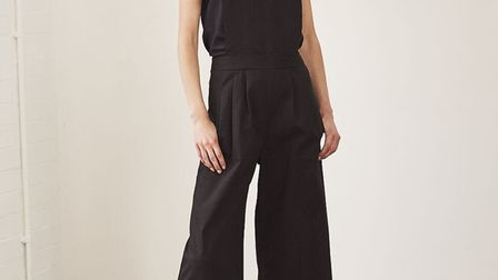 Jumpsuit trousers from P.I.C Style, who will be a part of the first Assembly Market this weekend. Pi