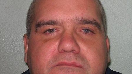Darren Atkinson, guilty of the murder of Arshad Ali in a St Pancras hostel. Picture: Met Police