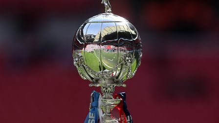 The FA Trophy (pic: Simon Cooper/PA Images)
