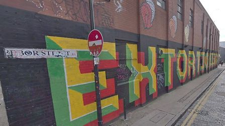The man was attacked in Ebor Street on Sunday afternoon. Picture: Google