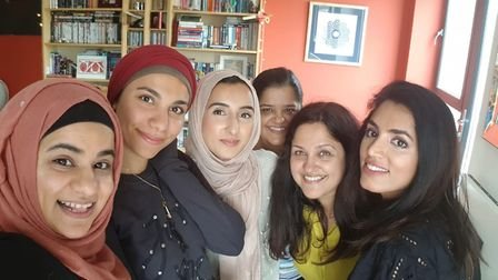 Manifesting The Unseen features a group of female Muslim artists and poets.