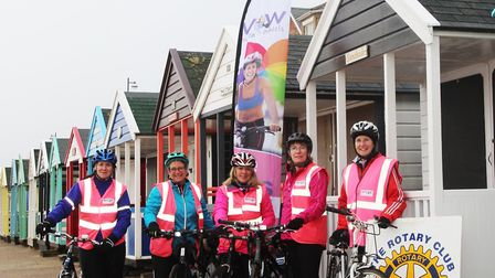 Women on Wheels is returning to Southwold, Suffolk. Picture provided by Prominent PR.