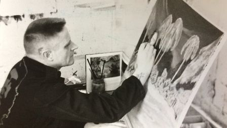 Artists have been working at Studio Upstairs for 30 years now