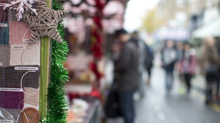 Chatsworth Road is hosting a late night Christmas market.