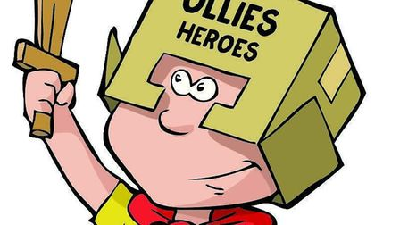 The Ollie's Heroes Charity was set up in memory of young Ollie Gray.