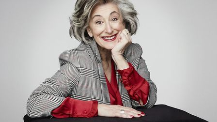 Maureen Lipman picture by Jay Brooks