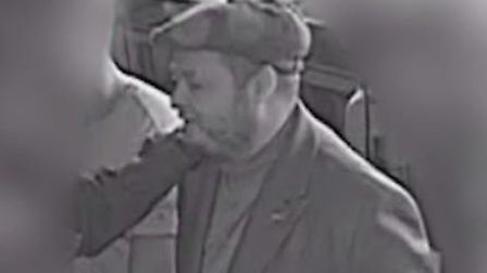 Do you know this man? Police want to speak to him over the murder of Zakaria Bukar Sharif Ali in Kin