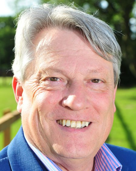 Lowestoft Vision chairman Danny Steel. Picture: Nick Butcher.