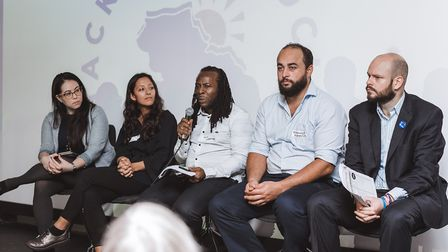 The panel of speakers launching the Hackney is Social manifesto