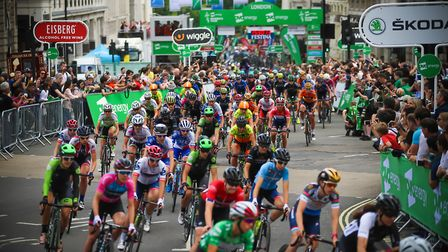 The Ovo Energy Women's Tour is coming to Southwold. Picture: Women's Tour