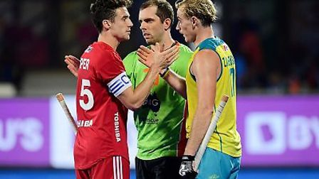 England lost to Australia in the bronze medal match at the World Cup in India (pic Frank Uijlenbroek