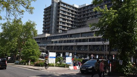 Royal Free patients needing elective surgery are to be sent to Chase Farm Hospital. Picture: KEN MEA