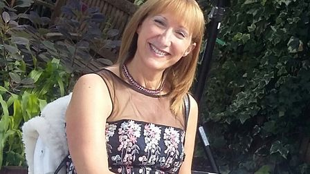 Hampstead's Lisa Deaner, who's up for an Anthony Nolan Supporters Award. Picture: Lisa Deaner